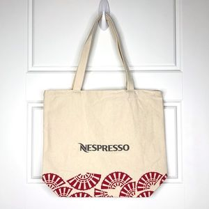 NESPRESSO Limited Edition Reusable Tote Bag NEW